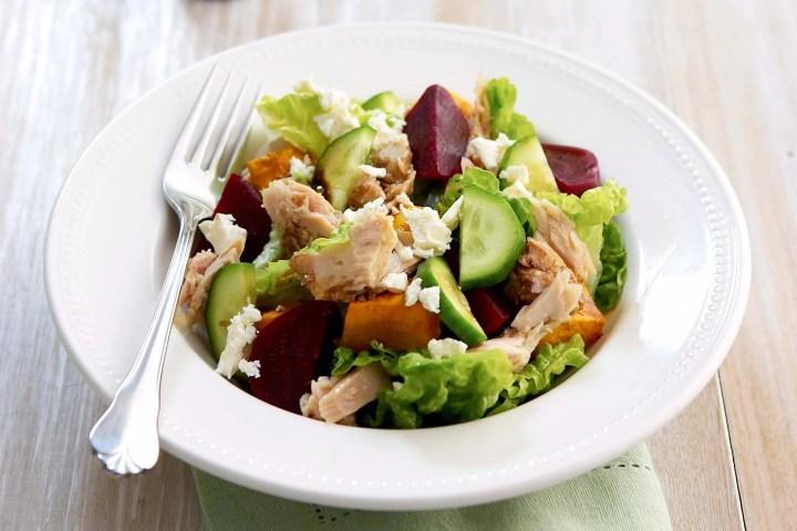 Platos sencillos recomendados por nutricionistas