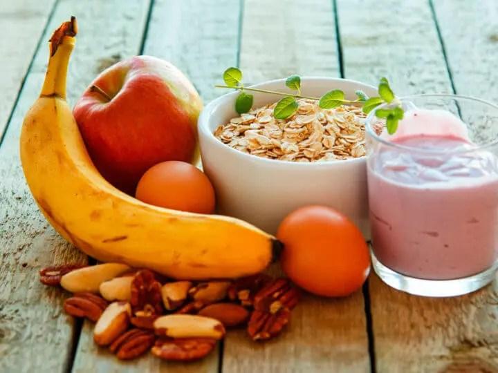 Snacks saludables que puedes tomar