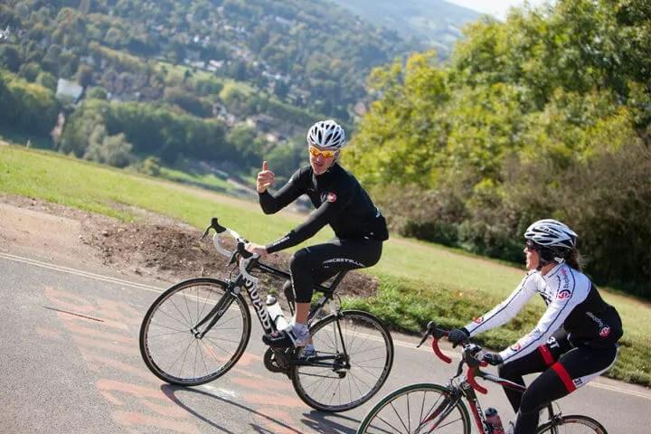 5 retos para pasar de ser un ciclista amateur a uno