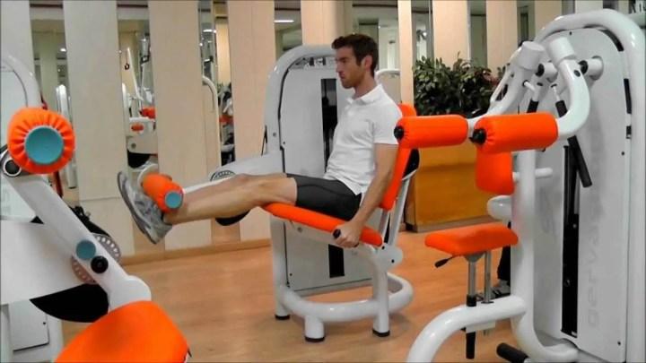ejercicios de cuádriceps que mantienen la salud de las rodillas