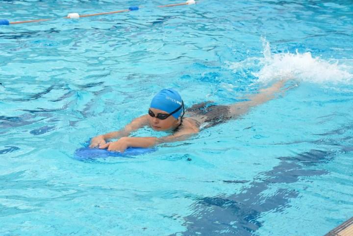 Miedos que impiden desarrollar una buena técnica en natación