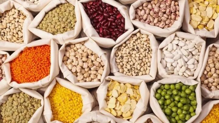 Consumir legumbres aumenta la ingesta de Zinc