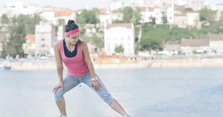 Rutina de ejercicios para mujeres con dolor de rodilla
