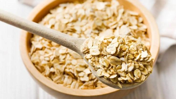 La avena es un alimento rico en carbohidratos saludables