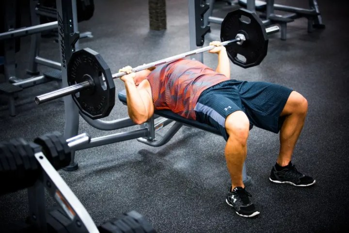 Cómo entrenar el tríceps braquial