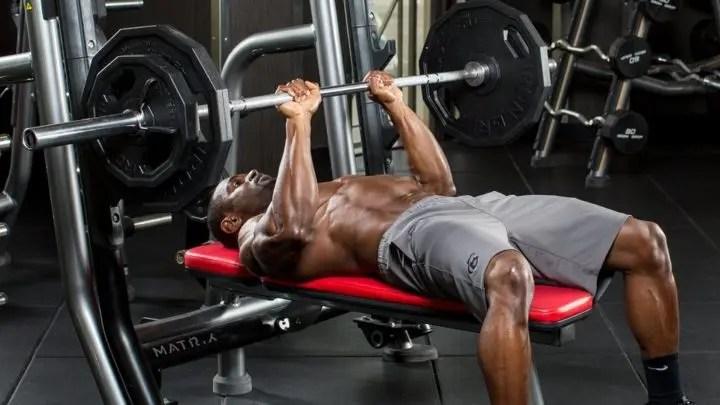 Las mejores rutinas para unos tríceps grandes