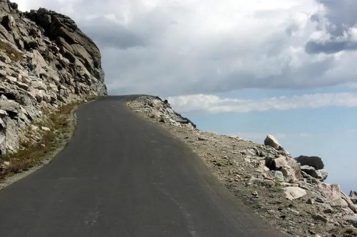 10 colinas duras para practicar ciclismo