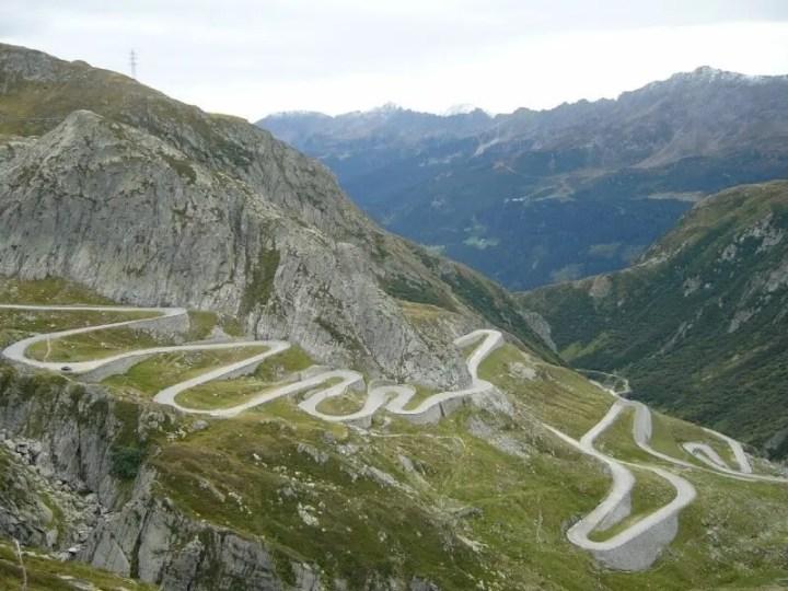 Colinas ciclistas famosas en Europa