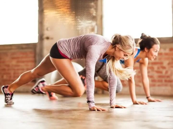 Rutina de Pilates para runners