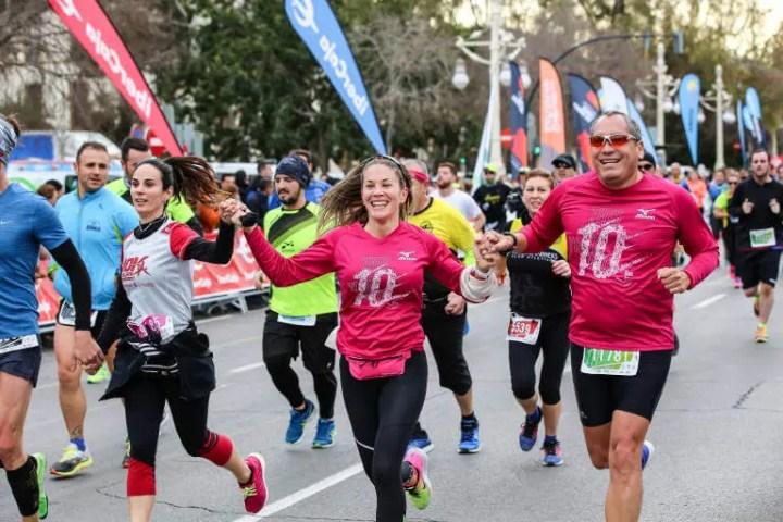 La importancia del voluntariado en carreras de running