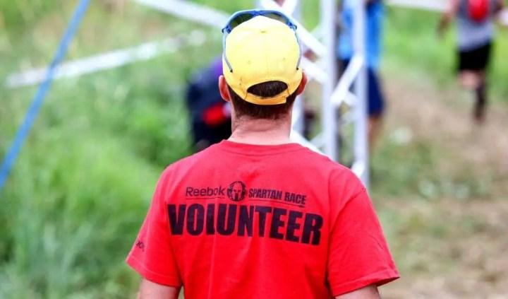 Formar parte de un evento de running siendo voluntario