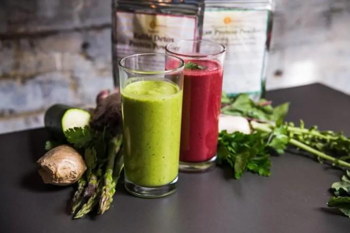 La proteína es esencial para atletas veganos