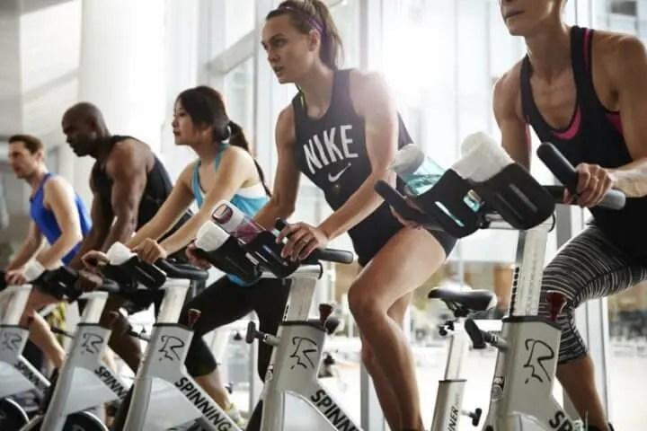 Las mejores clases de spinning para ciclistas