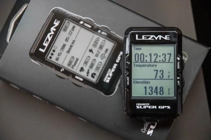 Mejor Smartwatch Super GPS Lezyne