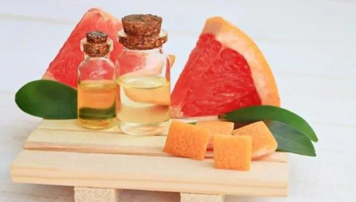 Usos y beneficios del aceite de pomelo