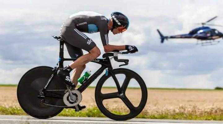 Cómo ganar una carrera de ciclismo al sprint