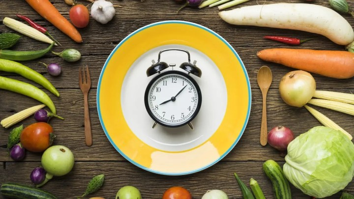 Dieta similar al ayuno intermitente