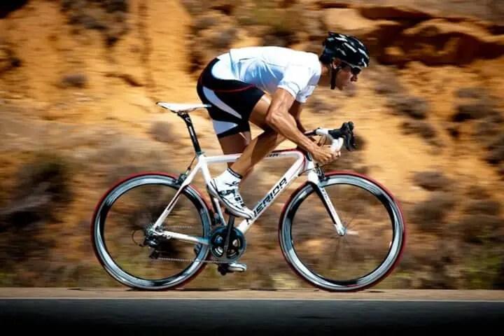 Estudios sobre la cadencia alta en ciclismo