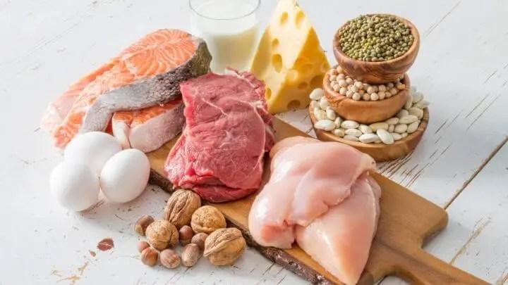 Cuanta proteína comer para no engordar