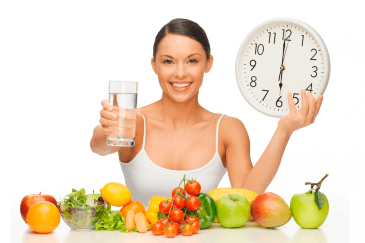 No saltarte comidas para perder peso