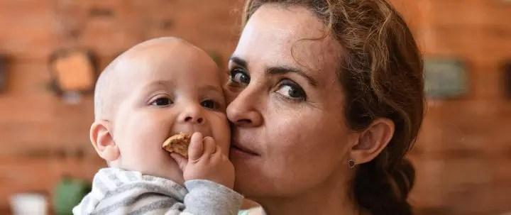 Tener hijos acorta el proceso de envejecimiento