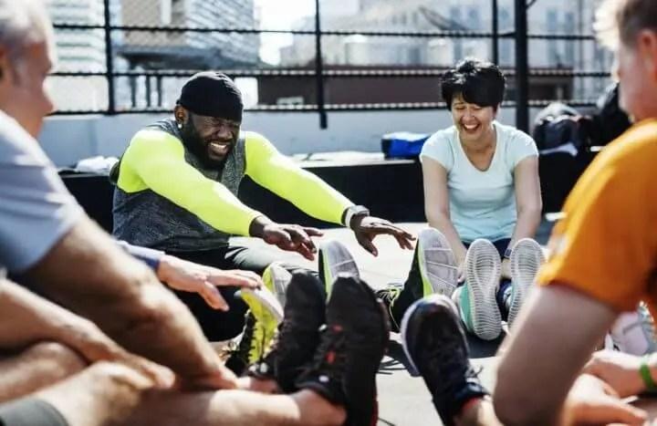 Los ejercicios de flexibilidad son cruciales para el fitness
