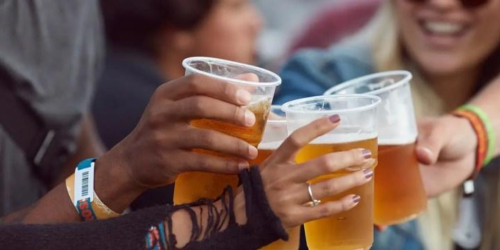 Elegir no beber para llevar una vida saludable