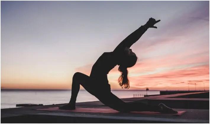 dolor por las posiciones de yoga