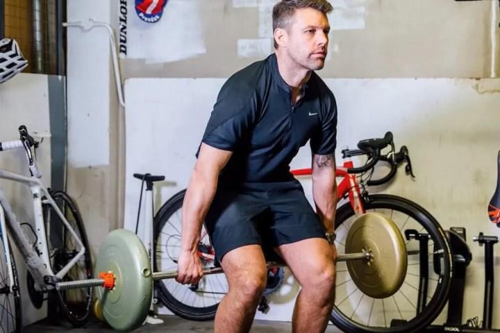 Importancia del entrenamiento de fuerza en ciclismo