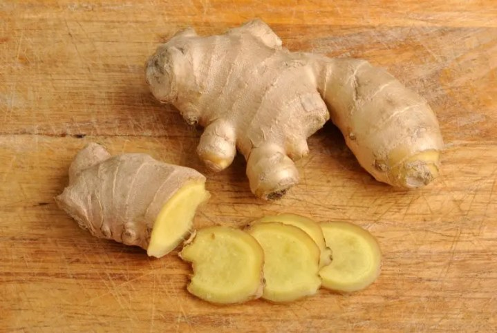 El jengibre tiene propiedades antiinflamatorias