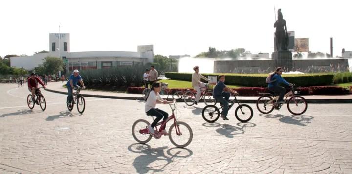 Cómo montar en bicicleta por la ciudad con seguridad