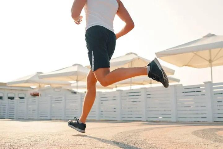 Ejercicios de sesiones de velocidad para corredores
