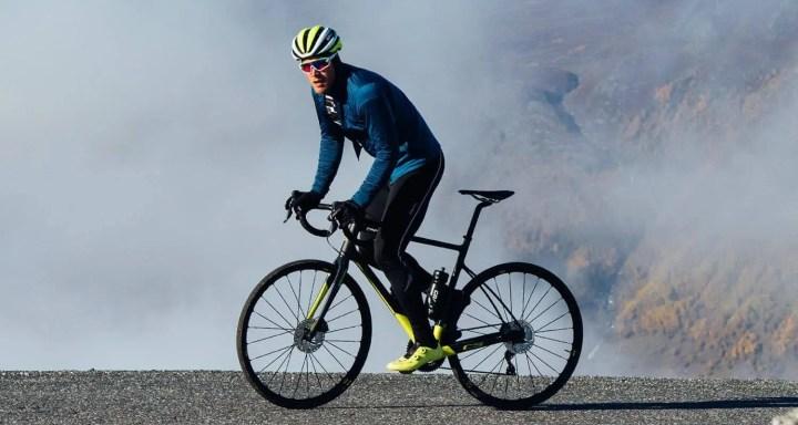Entrenamiento de ciclismo para nivel intermedio