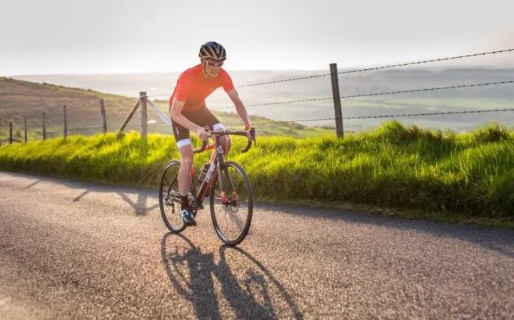 Entrenamiento de ciclismo para principiantes