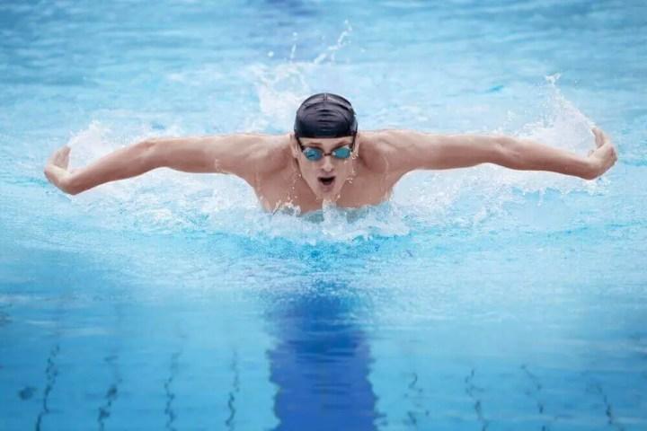 El estilo de natación más difícil