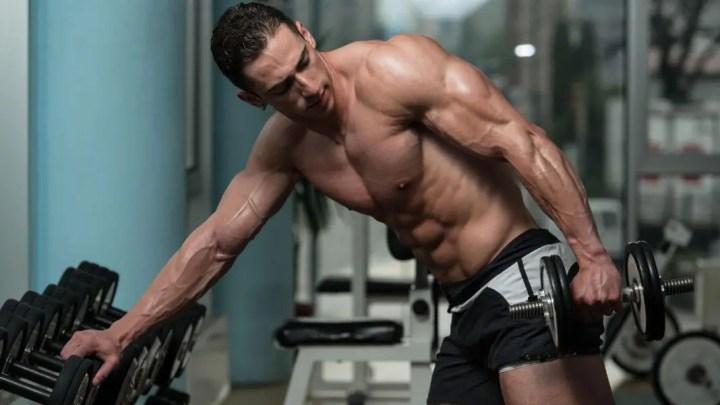 ¿Cómo hacer crecer el tríceps?