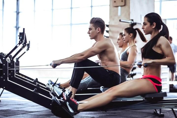 Beneficios de entrenar en la máquina de remo