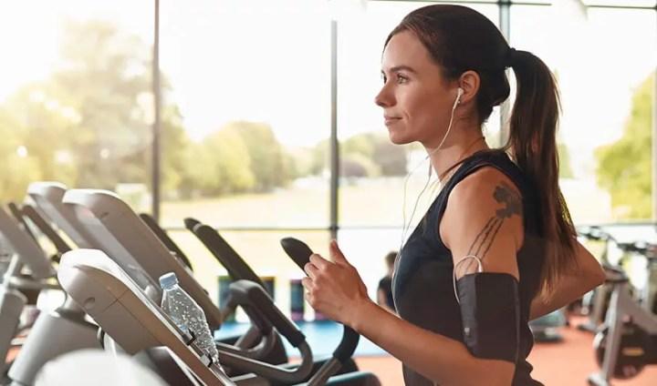 Eficacia de la cinta de correr para entrenar