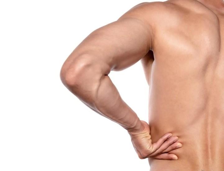 Entrenamiento del dorsal ancho