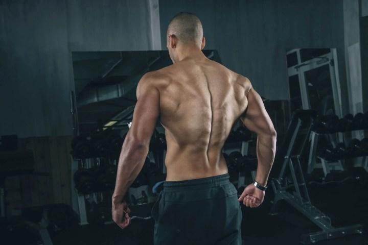 Mejores movimientos para mejorar el dorsal ancho
