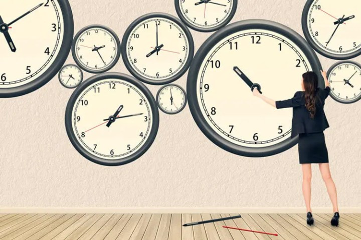Colocar tiempo preciso para cumplir los sueños en lapsos cortos