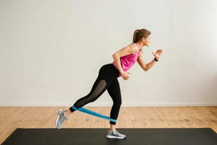 Los mejores ejercicios con banda de resistencia