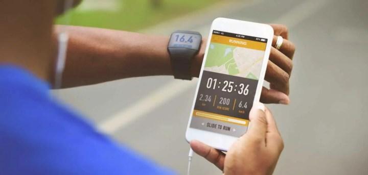 Aplicación ideal para registrar los pasos