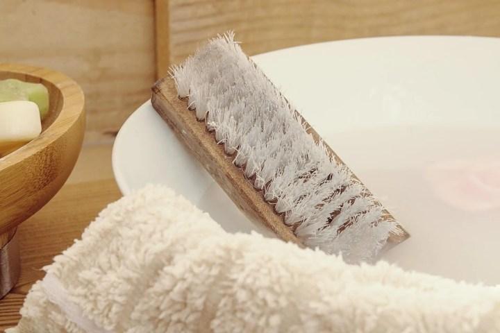 Beneficios del cepillado en seco para la piel