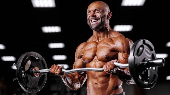 técnicas de entrenamiento para aumentar músculo