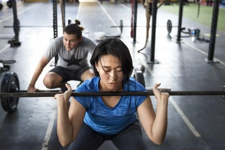 Consecuencias de entrenar todos los días