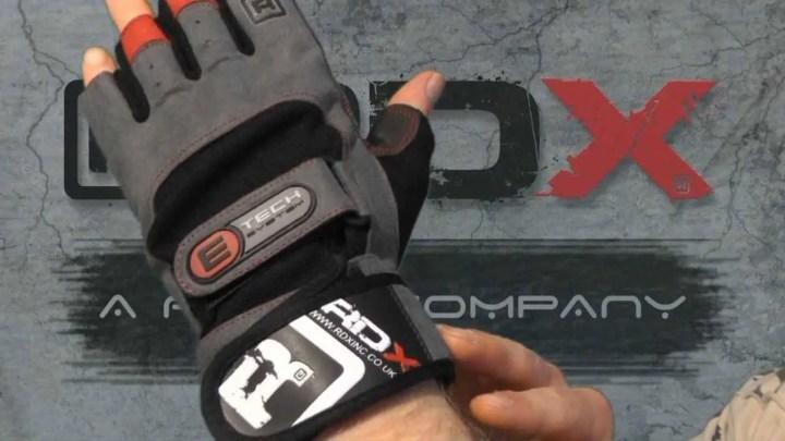 Los mejores guantes para entrenar en el gimnasio