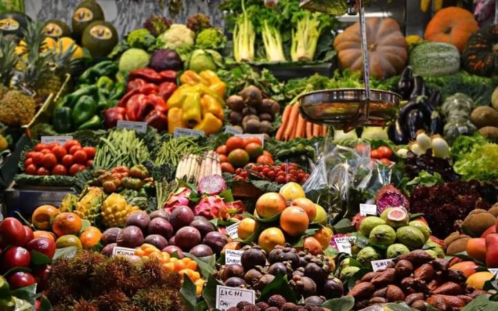 ¿Hay nitratos y nitritos en las verduras y hortalizas?