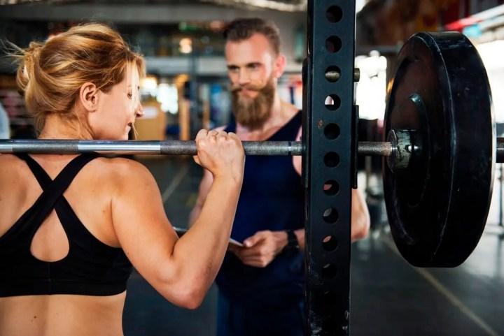 Las repeticiones negativas permiten ganar músculo