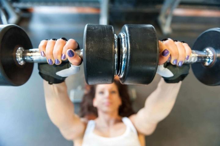 Las técnicas más efectivas para ganar masa muscular